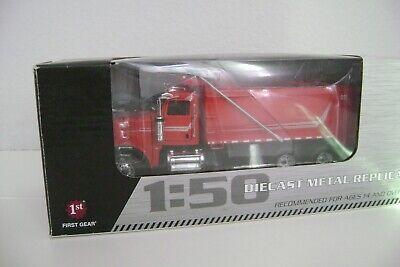 1/50 first Gear  #50-3358 Peterbilt model 367 Dump Truck