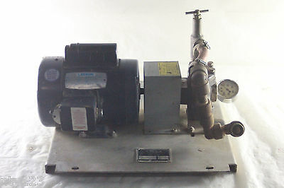 Wheeler-rex 35100 Hydro-static Test Pump