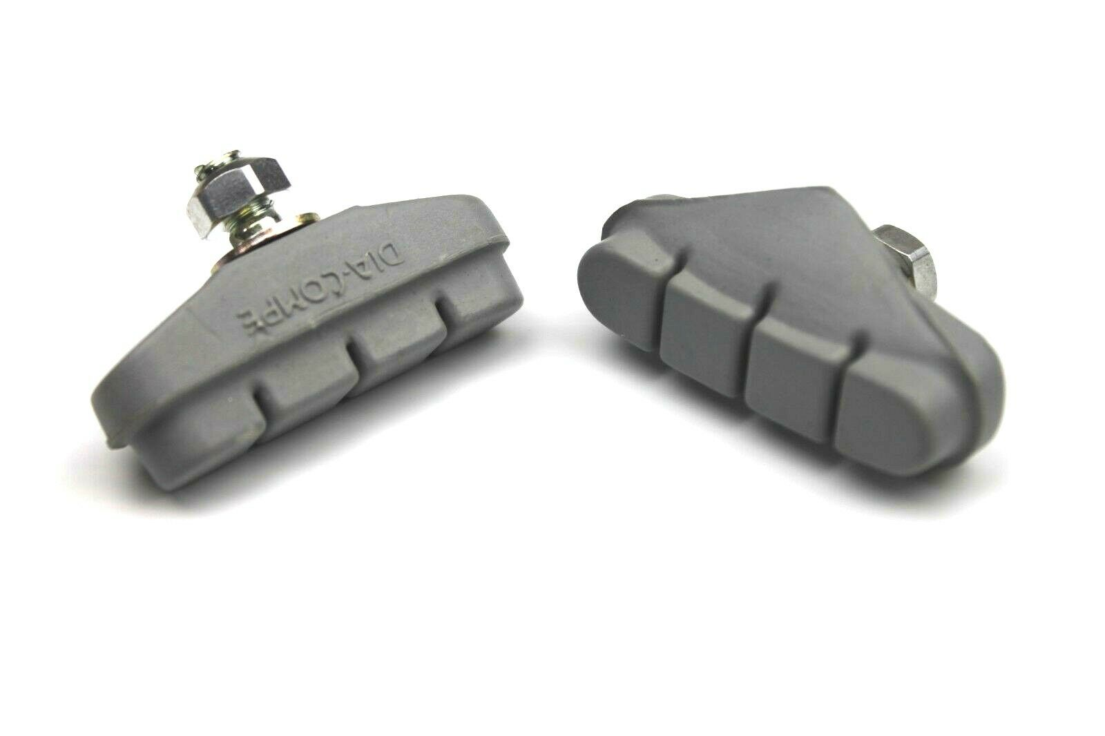 traditional caliper brake pads. 1 pair of retro