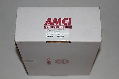 FACTORY SEALED  AMCI 1731-03 for sale  Shipping to India
