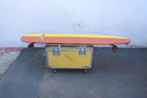 """HAMBOARDS """" CLASSIC """" Landboard/Paddleboard/Skateboard (6"""