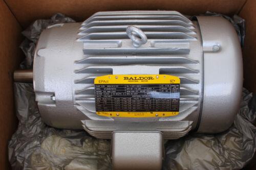 ATLAS COPCO CHICAGO PNEUMATIC 0624.913.737 BALDOR ELECTIRC MOTOR 12HP 3PH NEW