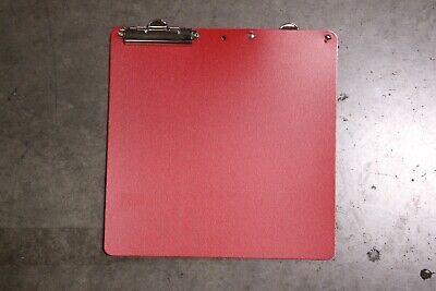 Two Sided Clip Board U-haul 11.875 X 11.875 Inches Clipboard