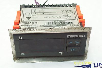 Temperatur Control System (MARSHALL AIR SYSTEMS TEMPERATURE CONTROL 123721)