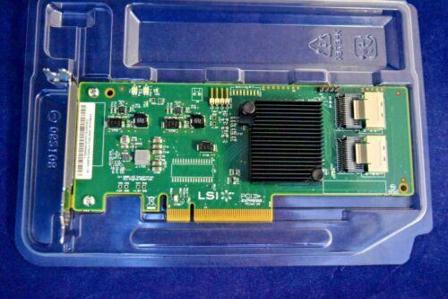 LSI SAS9201-8I 6Gbps SAS/SATA PCI 9201-8i Raid Controller Card H3-25268