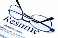 Strong Resume Modifying Service.