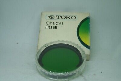 TOYO  OPTICAL  FILTER  FILTER   high quality    52mm  GREEN