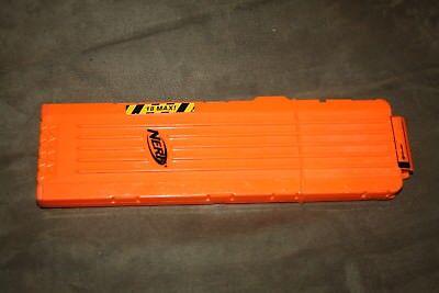 Nerf Orange 18 Round Max Dart Long Ammo Clip Magazine Replacement