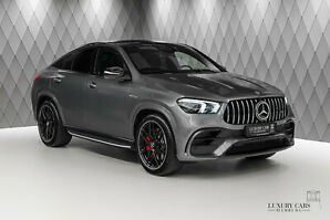 GLE 63 AMG S Coupe 2021 GRAY/RED PANO HEADUP