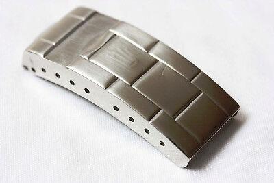 Rolex Submariner Flip Lock Bracelet Clasp Top for Parts or Repair 93250/93150