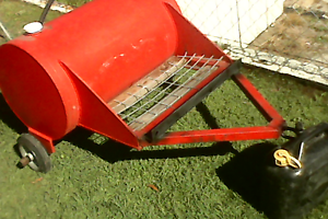 Ride on mower water cart Rochedale Brisbane South East Preview