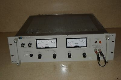 Hewlett Packard Hp 6267b Dc Power Supply C6