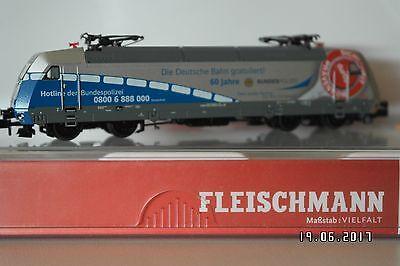 Fleischmann 735502, DCC+SX, E-Lok BR 101