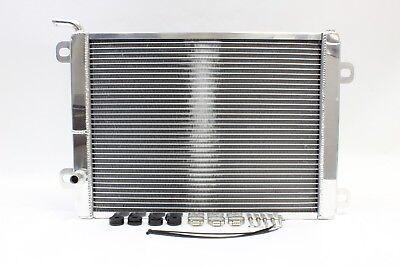 PLM Heat Exchanger Dual Core 2009 - 2015 Cadillac CTS-V CTSV Dual Pass