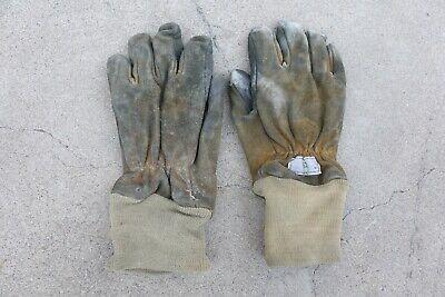 Crosstech Fireguard Firefighter Wildland Firefighting Gloves - Medium - 31