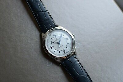 Jaeger LeCoultre Master Control Date Sector Dial (2018 Boxed JLC)