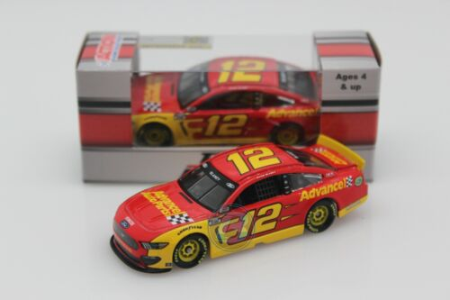 2021 RYAN BLANEY #12 Advance Auto Parts 1:64 In Stock Free Shipping