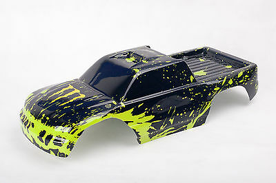 Traxxas Stampede Muddy Monster Body 1/10 Truck Car Shell Cover TRA3617