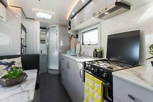 21 FT Goldstar RV Semi Off Road, Solar, Batteries, Awning Berkeley Vale Wyong Area Preview