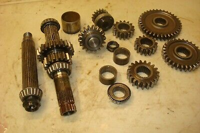1966 Oliver 1550 Gas Tractor Transmission Gears