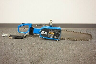 Reimann Georger Corp Rgc C150-12 15 Bar Hydracutter Concrete Cutting Chainsaw