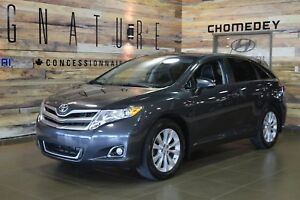 2013 Toyota Venza 2.7L CUIR+TOIT+CAME