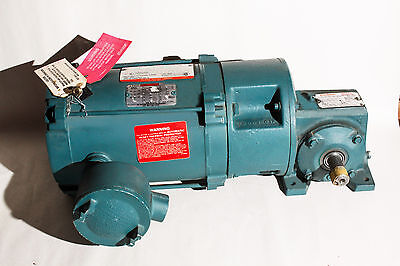 Dodge Reliance Right Angle Master Xl Gear Motor  201  230460 Vac Warranty