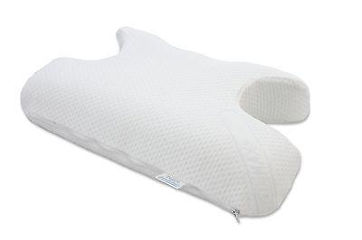 somnipax CPAP-Kissen aus Memoryschaum mit Coolmax-Bezug (SomniShop Set)