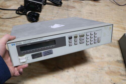 HP Agilent Keysight 6632A System Digital DC Power Supply  NICE