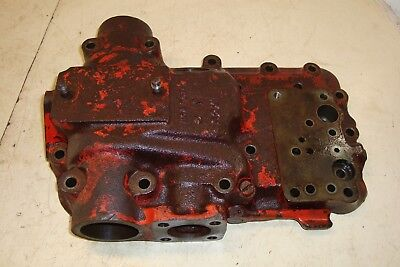 1955 Ford 860 Tractor 3pt Top Cover 800