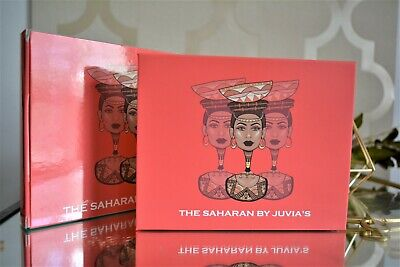 The Saharan Eye shadow Palette by Juvia's - Original BNIB
