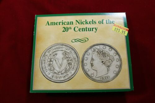AMERICAN NICKELS OF THE 20