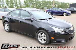 2012 Chevrolet Cruze LT Turbo Bluetooth! One owner!