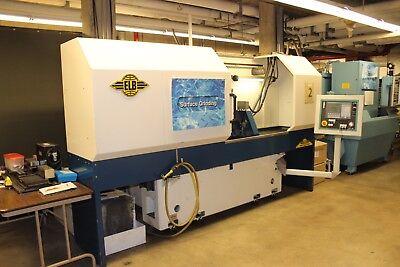 Elb Perfekt 8 Sps Nk 16 X 32 Cnc Precision Surfaceprofile Grinder Free Ship