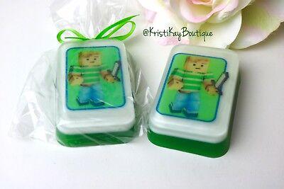 Minecraft Money soap, Minecraft Stocking Stuffer,Minecraft favors. Soap For Kids - Stocking Stuffers For Kids