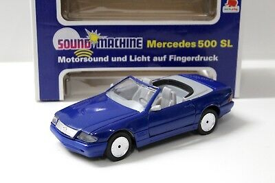 1:87 Herpa Mercedes 600 SEC Coupe blue SP NEW bei PREMIUM-MODELCARS