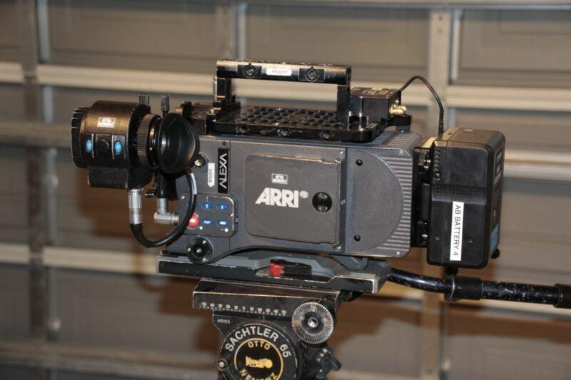 Arri Alexa Classic Camera with highspeed license
