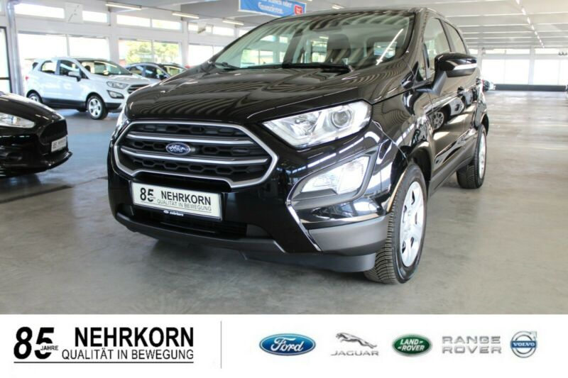 Ford EcoSport 1.0 EcoBoost Cool & Connect WinterPaket