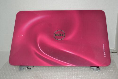 Genuine Designer- Dell Xps 15 L501x L502x Lcd Back Cover Lid