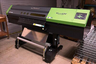 Versauv Lec-300a 30 Uv-led Inkjet Printercutter
