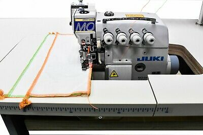 Juki 6804  3 Thread Fully Submerged Overlocker Industrial Sewing Machine