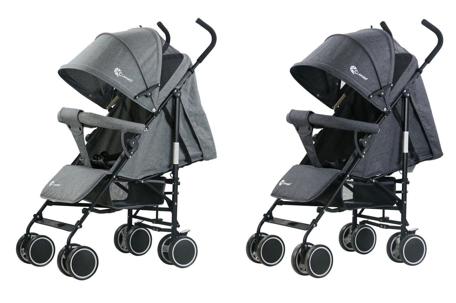 Buggy Kinderbuggy Kinderwagen Kindersportwagen Baby Sport Clamaro Balu bis 25Kg