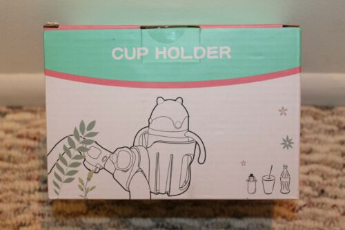 Universal bike Cup Holder by Accmor, AC8082 Stroller Cup Holder, Still SEALED.