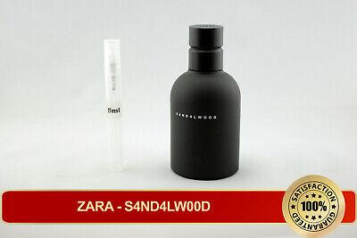 ZARA S4ND4LW00D 5ml SAMPLE