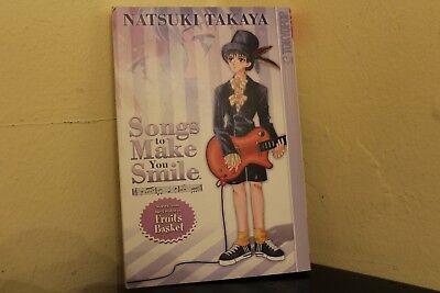 Songs to Make You Smile by Natsuki Takaya 2010 Tokyopop OOP FRUITS BASKET