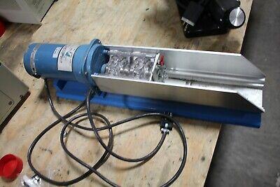 Cole Parmer Masterflex 7567-50 Lab Peristaltic Pump W 2 Pump Heads