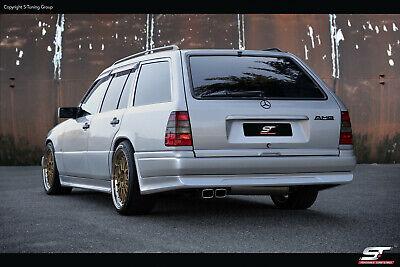 Zierleiste hinten grundiert passt für Mercedes E-Klasse Cabrio 93-97 Stoßstange