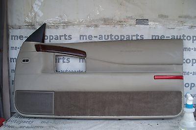 1992-1994 CADILLAC ELDORADO PASSENGER RIGHT SIDE DOOR PANEL 3545472