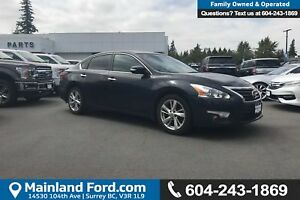 2013 Nissan Altima 2.5 SL *LOCALLY DRIVEN*