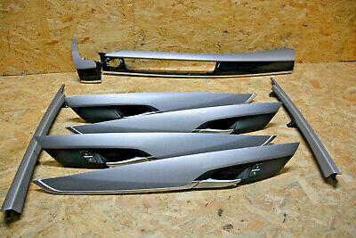 5x BMW E46 E65 E66 E67 E83 Interieurleisten Dekorleisten Einsatz Clips für BMW